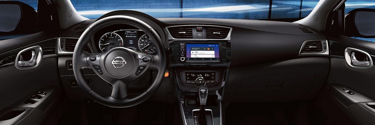 2019 Nissan Sentra Interior & Technology