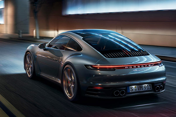 2019 Porsche 911 Carrera Specs & Safety
