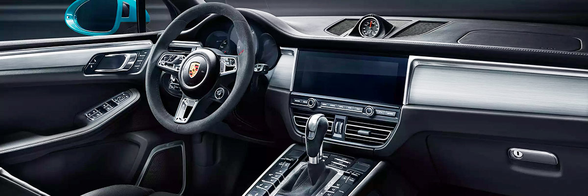 2019 Porsche Macan Interior & Technology