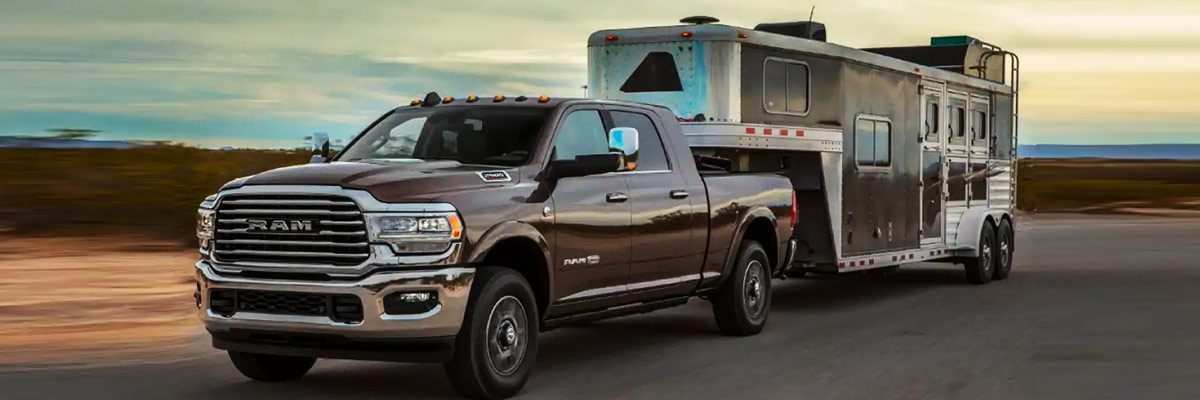 2019 Ram 2500 Specs, Towing Capacity & Safety