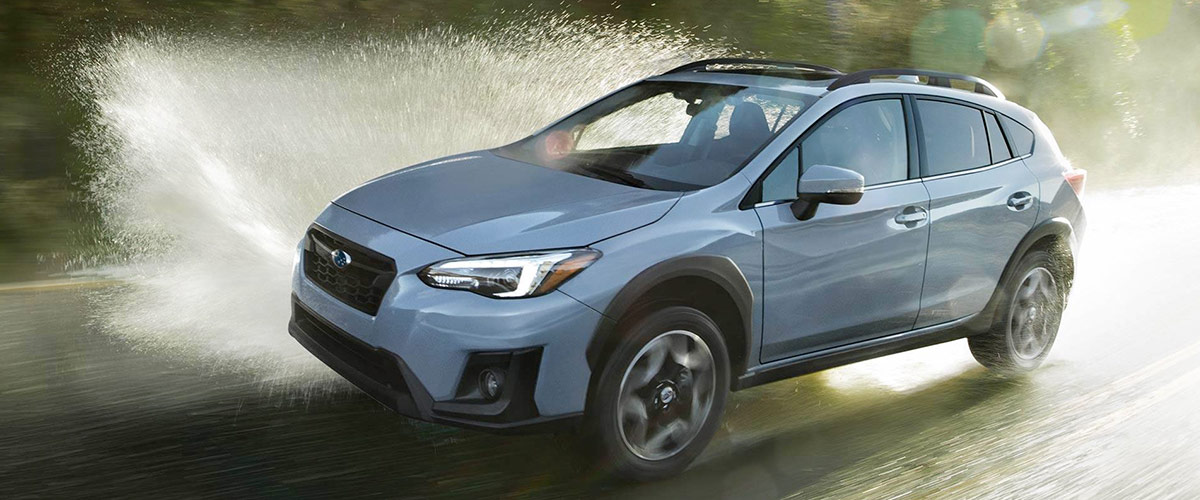 Discover the 2019 Subaru Crosstrek