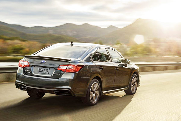 2019 Subaru Legacy Specs & Safety Features