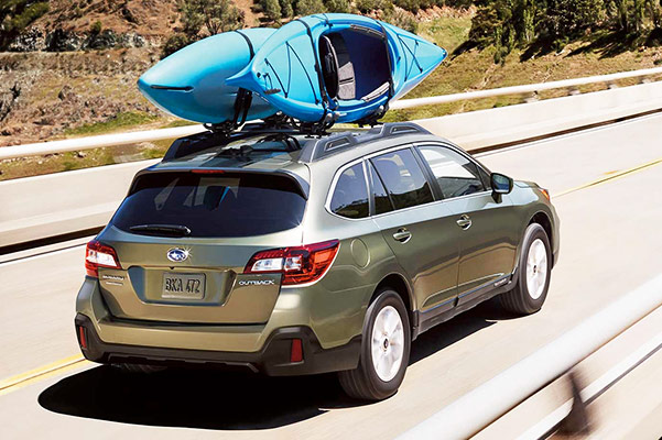 2019 Subaru Outback Specs, MPG & Safety