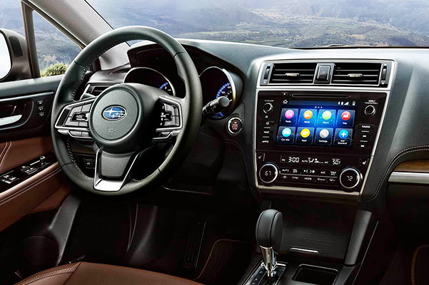 2019 Subaru Outback Interior & Technology