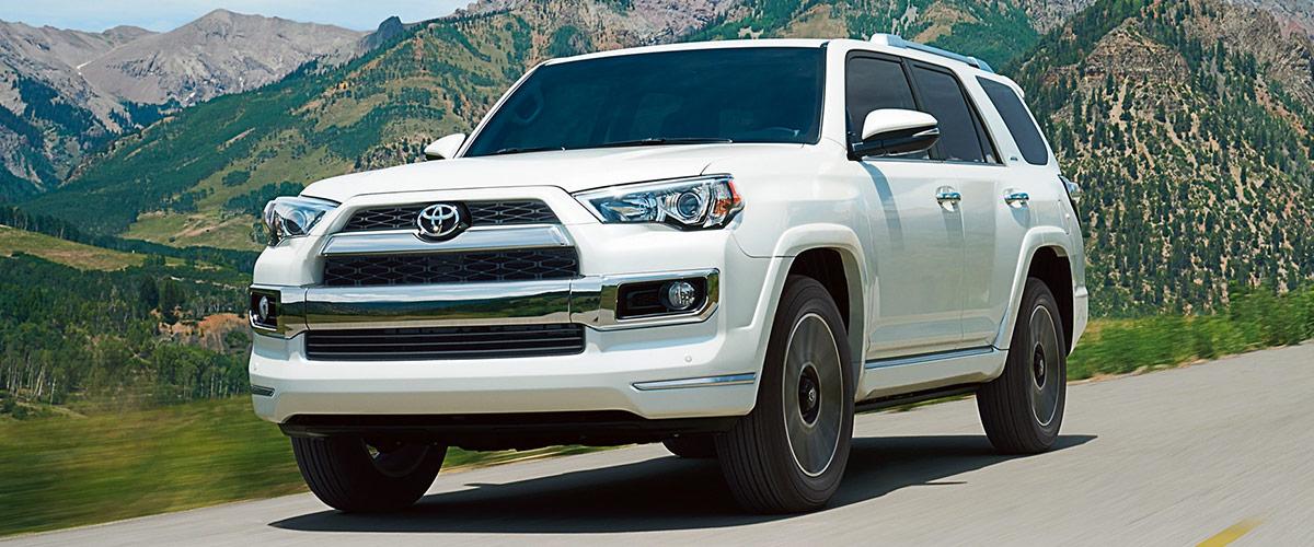 2019 Toyota 4Runner header