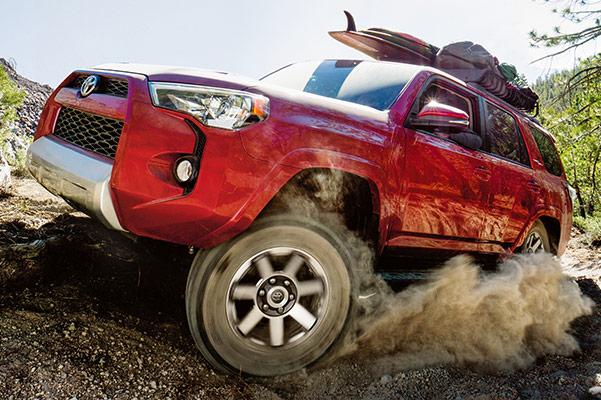 2019 Toyota 4Runner Specs & Safety