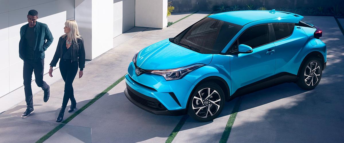 2019 Toyota C-HR header