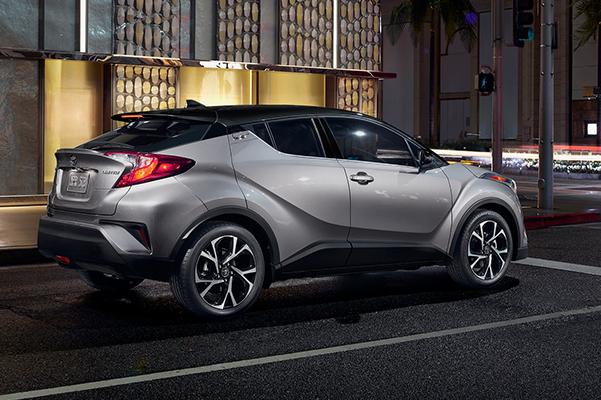 2019 Toyota C-HR Specs, MPG & Safety Features