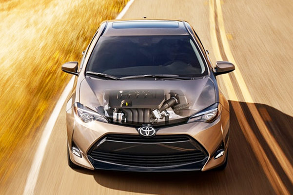 2019 Toyota Corolla Specs & Safety Features