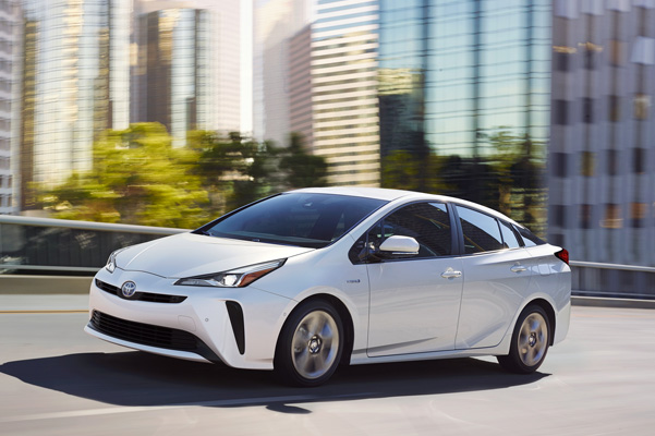 2019 Toyota Prius Specs & Safety Features