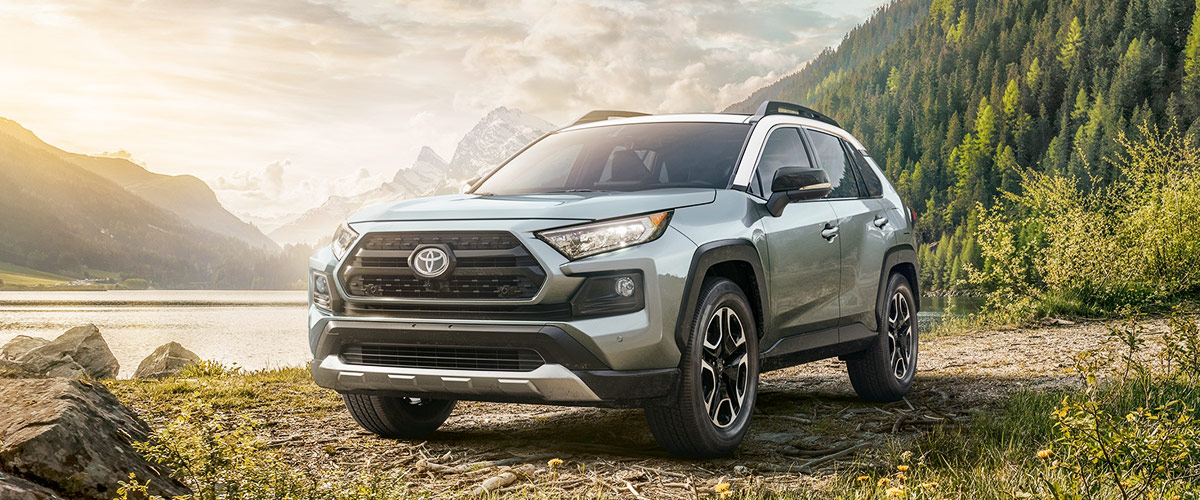 New 2019 Toyota Rav4 For Sale Toyota Dealer Near Andrews Tx