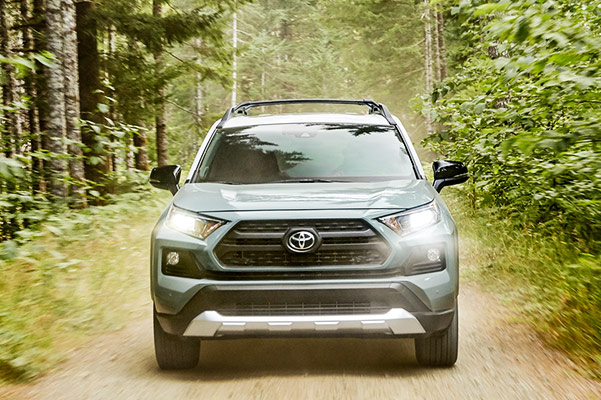 2019 Toyota RAV4 Specs, Performance & Safety