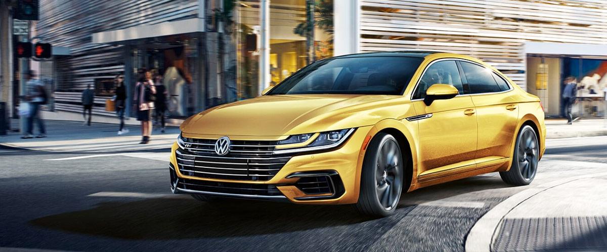 2019 Volkswagen Arteon header