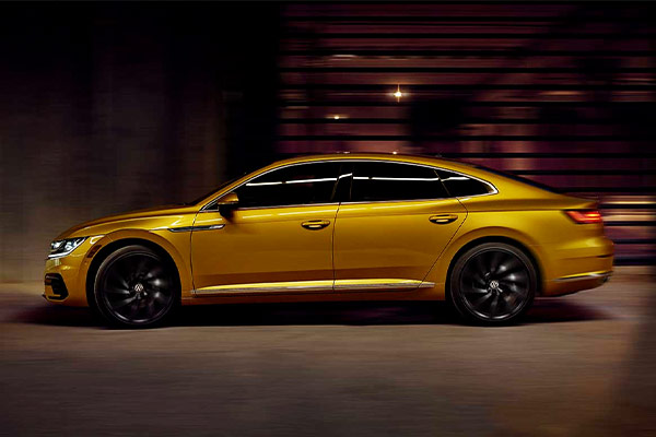 2019 Volkswagen Arteon Specs & Safety Features