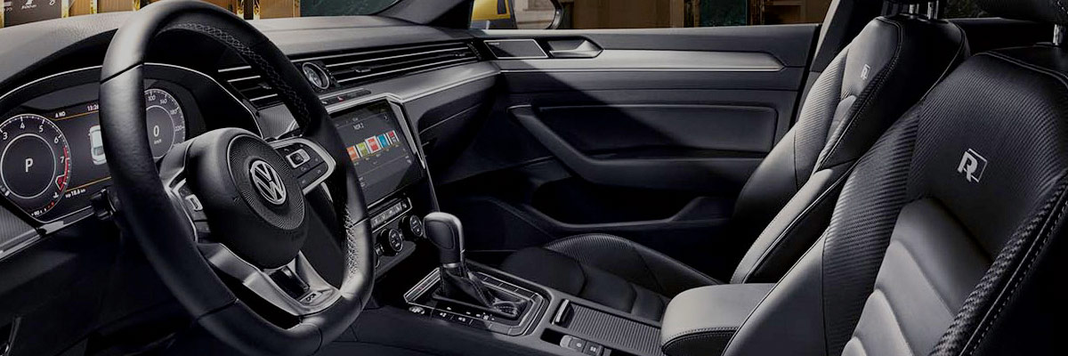 2019 Volkswagen Arteon Interior Features & Technology