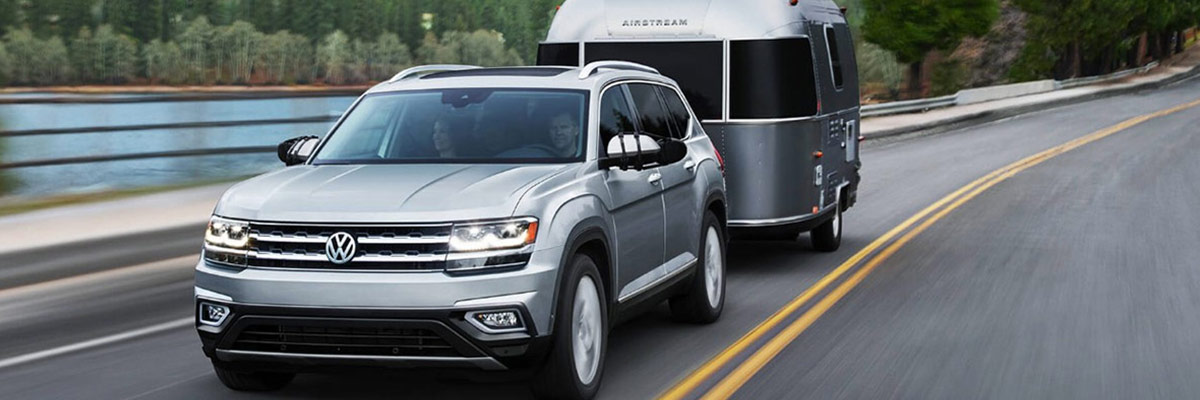 2019 Volkswagen Atlas  Interior Features & Technology