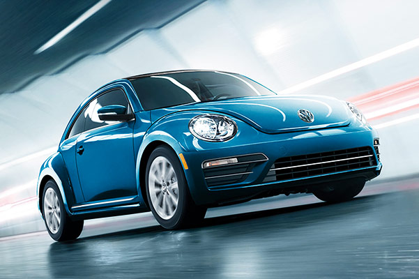 2019 Volkswagen Beetle Specs & Safety