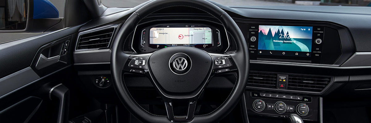 2019 Volkswagen Jetta Interior Features & Technology