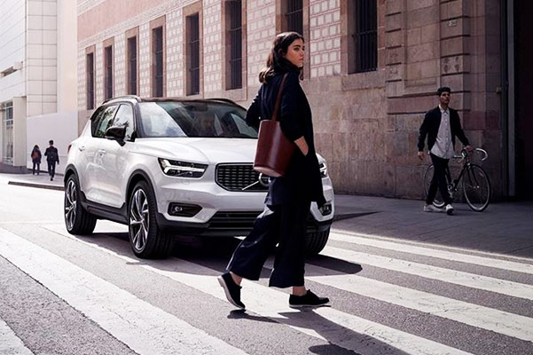 2019 Volvo XC40 Performance & Safety