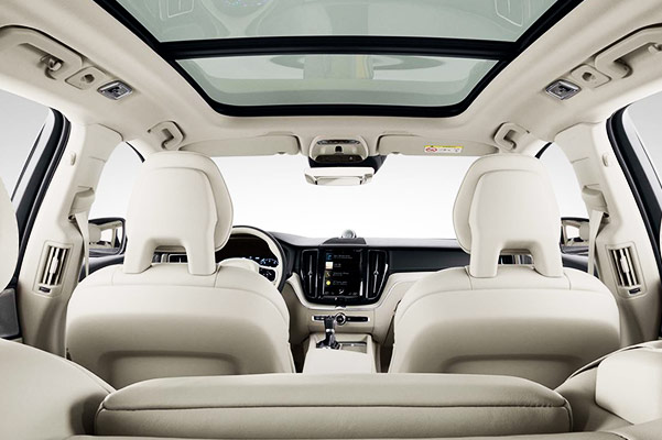 2019 Volvo XC60 Interior Features