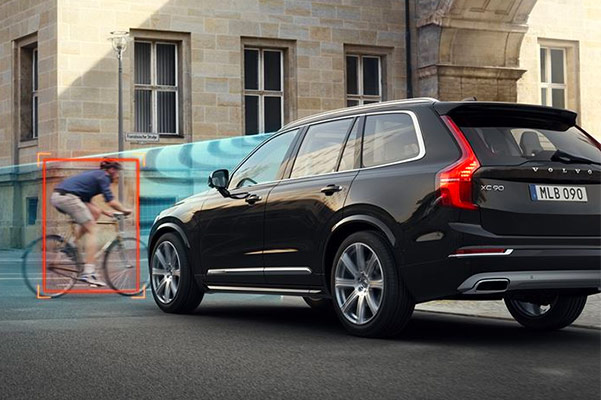 2019 Volvo XC90 Specs & Safety Features
