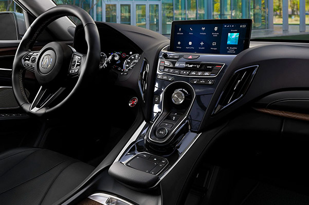 2020 Acura RDX Interior Features & Technology