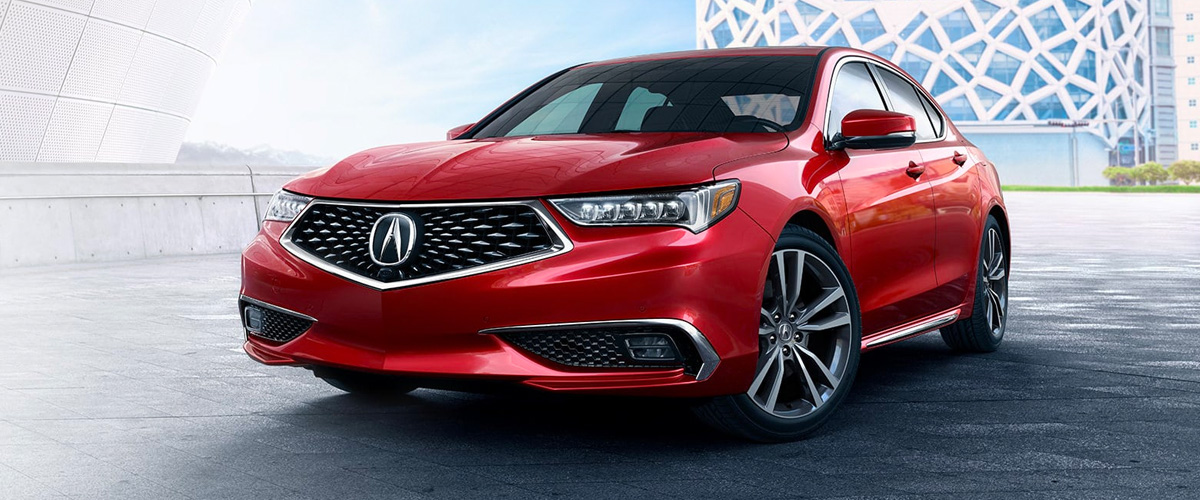 The New Acura TLX header