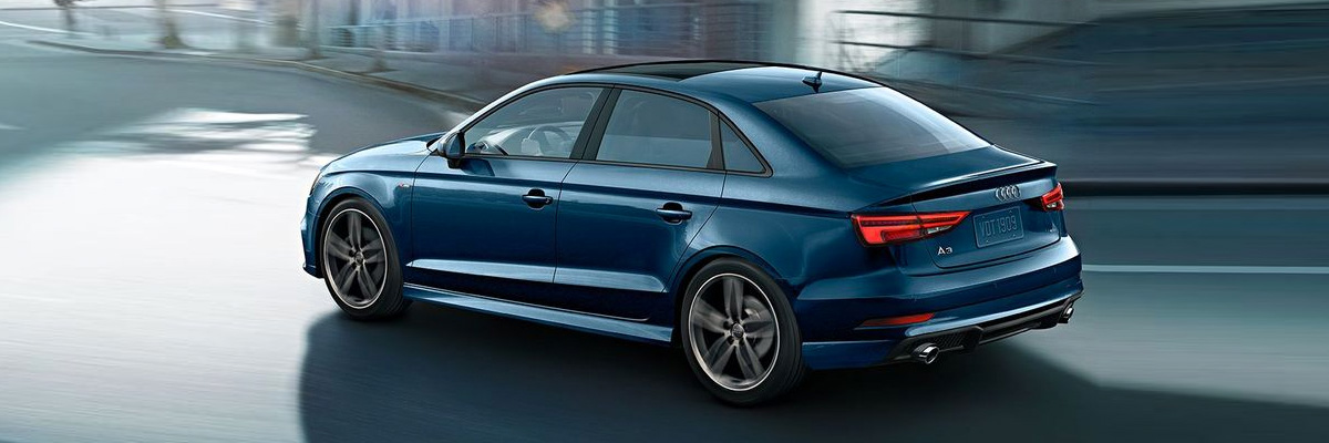 2020 Audi A3 Interior & Technology