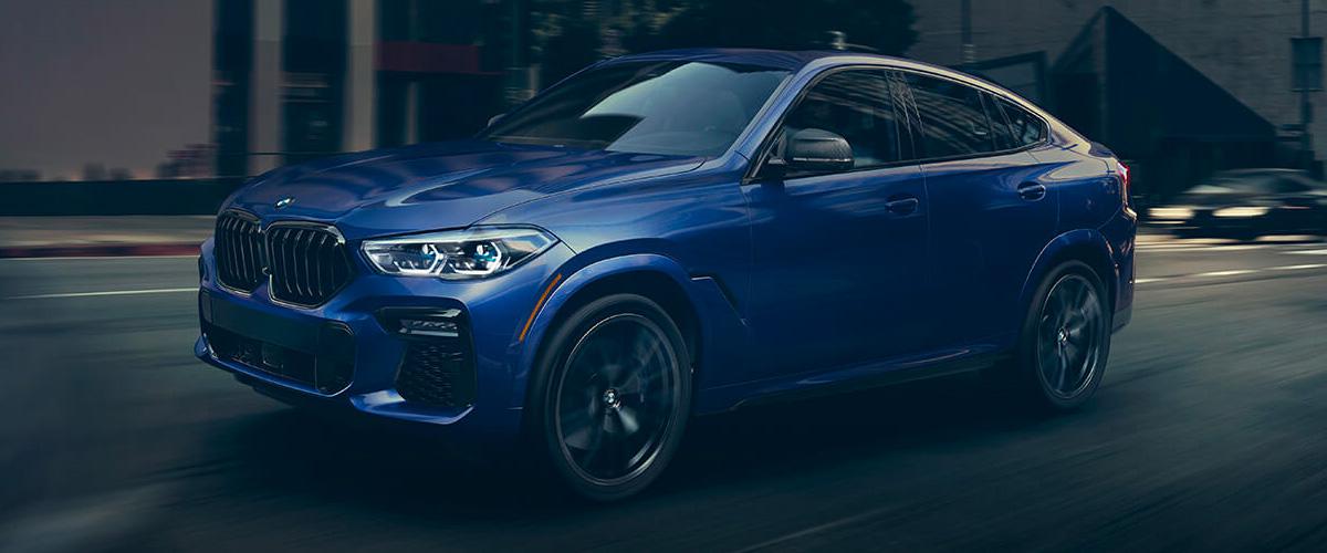 New 2020 BMW X6 for Sale | BMW near Natick, Massachusetts