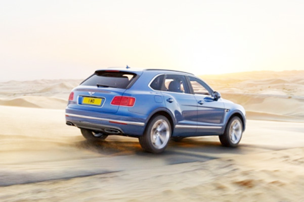 2020 Bentley Bentayga Specs & Performance