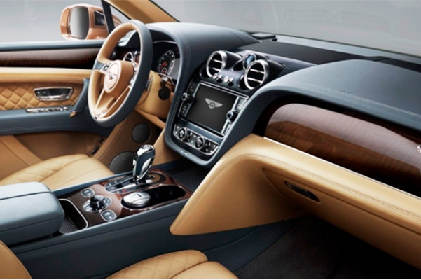 2020 Bentley Bentayga Interior & Safety Features
