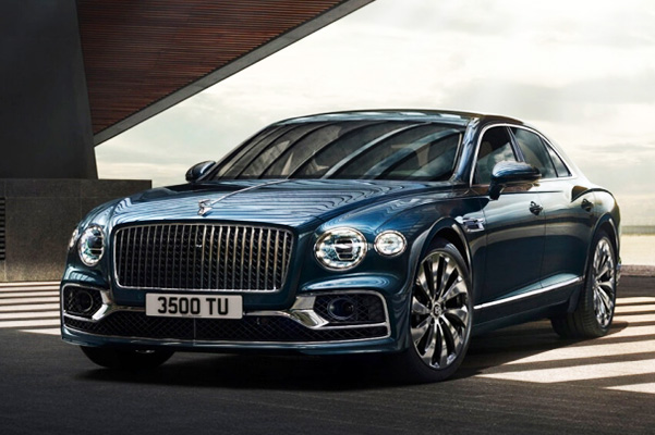 2020 Bentley Flying Spur Specs & Performance