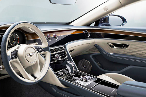 2020 Bentley Flying Spur Interior & Safety Features