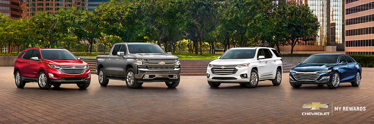 What Is My Chevrolet Rewards Chevy Sales Near Lancaster Pa