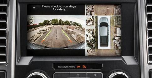 360-Degree Camera shown