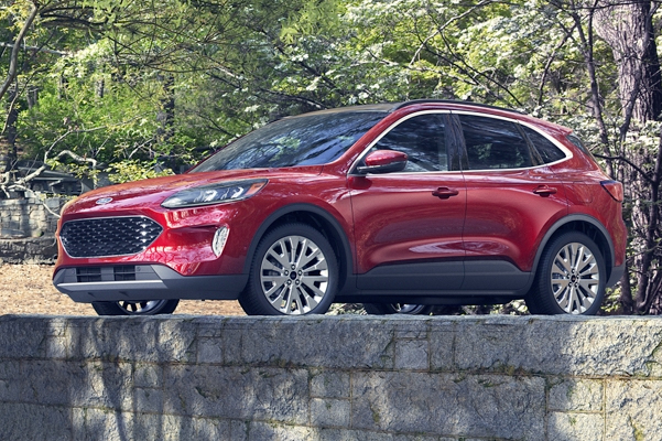 2020 Ford Escape Specs & Safety