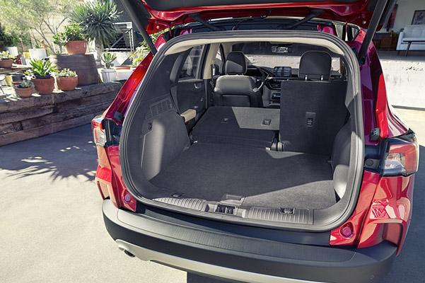 2020 Ford Escape Interior & Technology