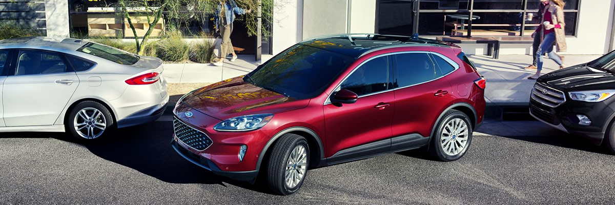 2020 Ford Escape MLP footer