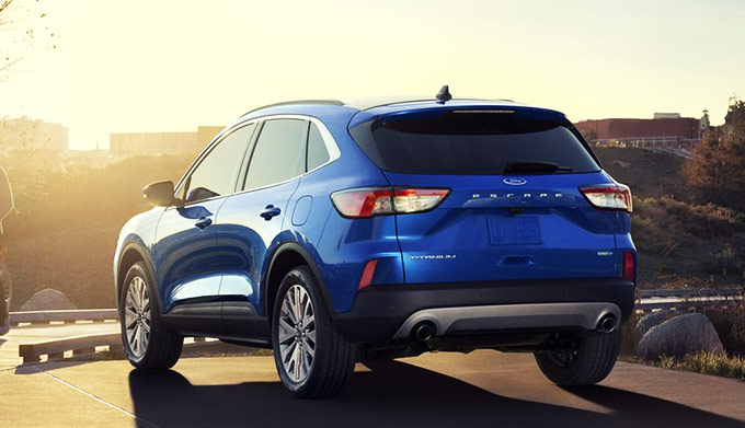 2020 Ford Escape MLP