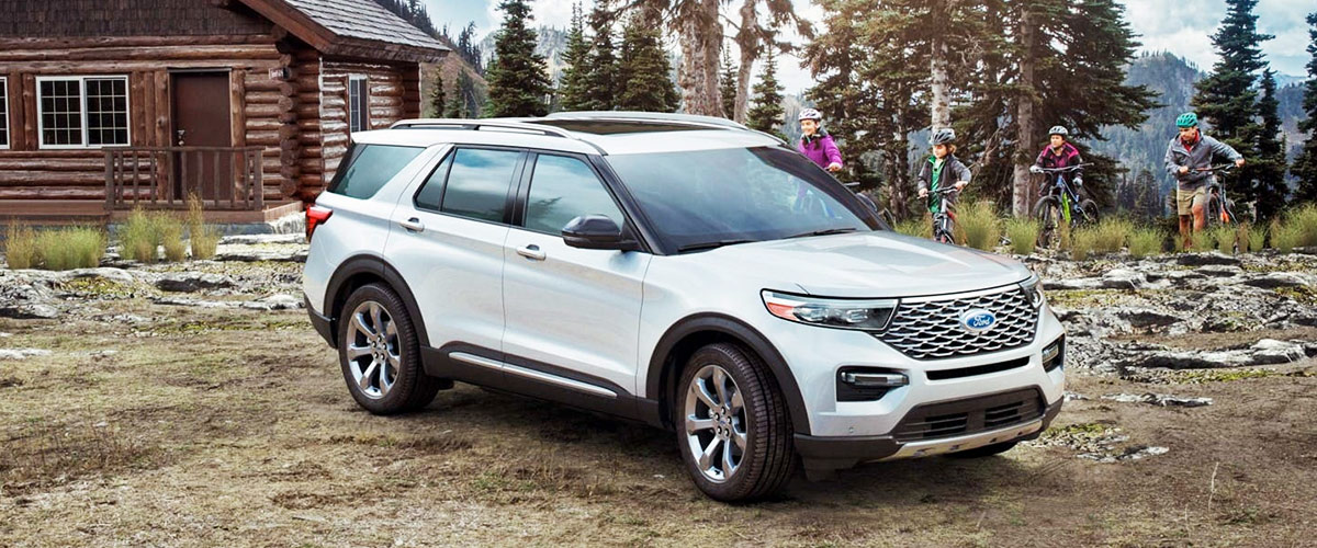 The All New 2020 Ford Explorer header