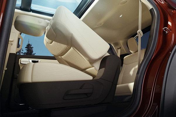 2020 Ford Explorer Interior & Technology