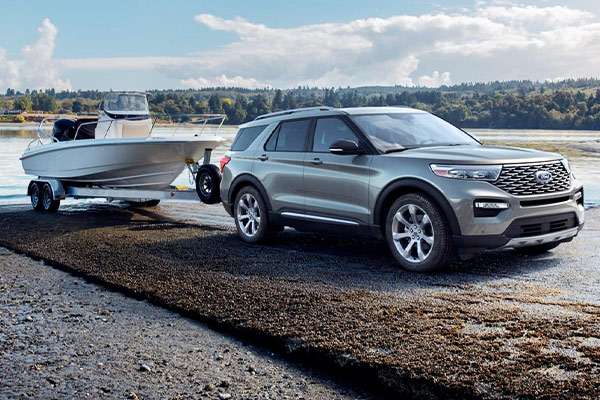 2020 Ford Explorer Specs, Safety & Performance