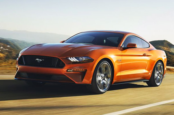 New 2020 Ford Mustang Engine Specs & Safety Features