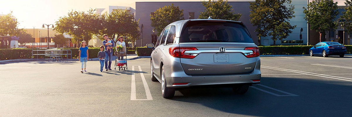 2020 Honda Odyssey Specs, Safety & Performance