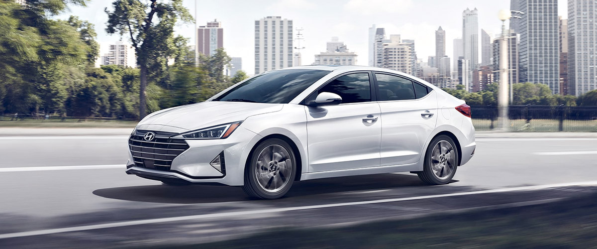 The 2020 Hyundai Elantra header
