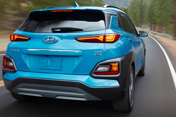 2020 Hyundai Kona MPG, Specs & Safety Features