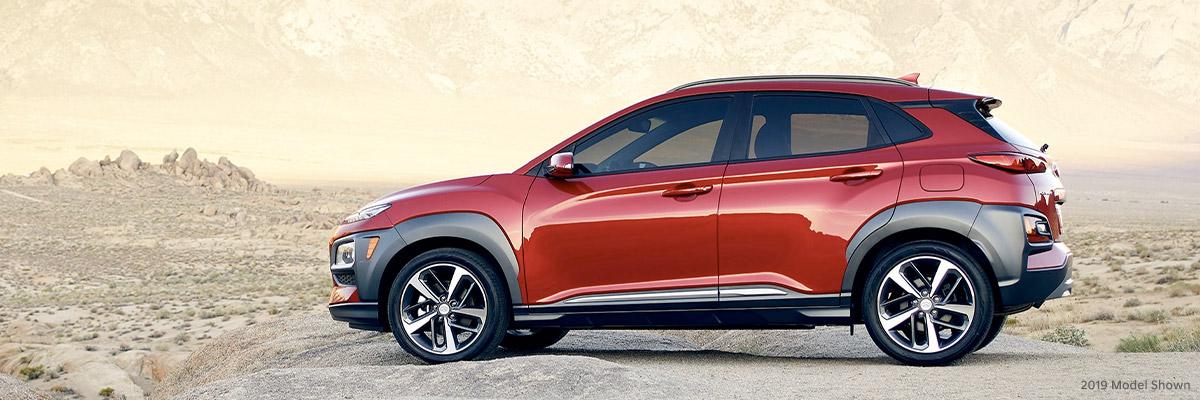 2020 Hyundai Kona footer