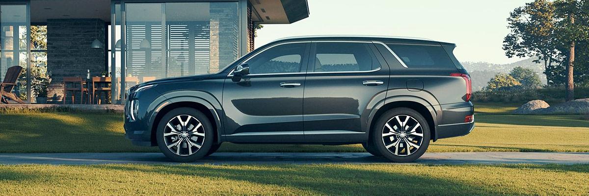 2020 Hyundai Palisade footer