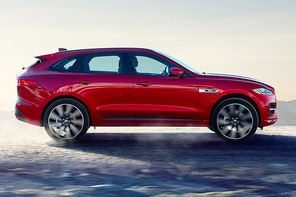 2020 Jaguar F-PACE Specs & Performance
