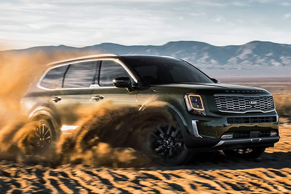 2020 Kia Telluride Engine, Towing Capacity & Safety